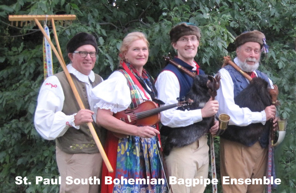 St. Paul South Bohemian Bagpipe Ensemble